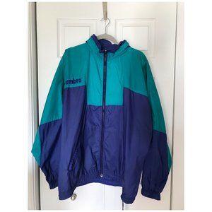 UMBRO Multicolor Windbreaker Jacket Vintage